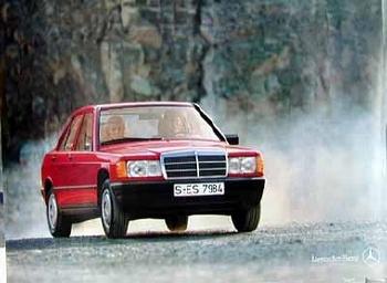 Mercedes-benz Original W 124