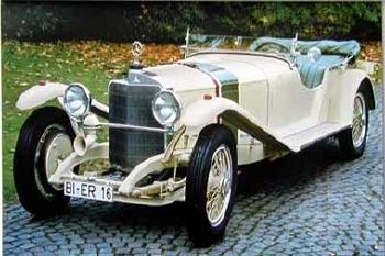Mercedes-benz S 1929