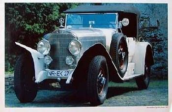 Mercedes-benz Typ 630 K 1927