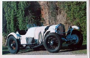 Mercedes-benz Typ 710 Sskl 1931