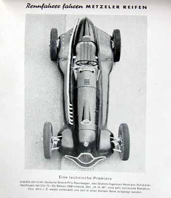 Metzeler Original 1949 H 48