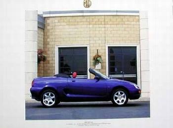 Mg Original 1996 Mgf 1