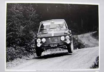 Mikkola/jarvi Lancia Fulvia 1 3hf