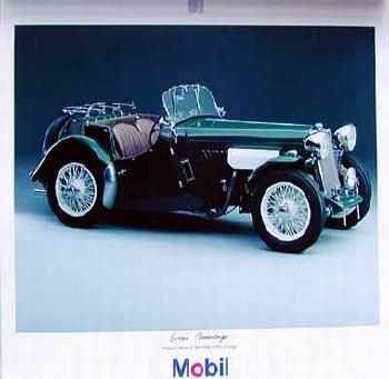 Mobil Original 1992 Singer Lemans