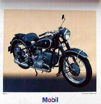 Mobil Original 1993 Bmw R