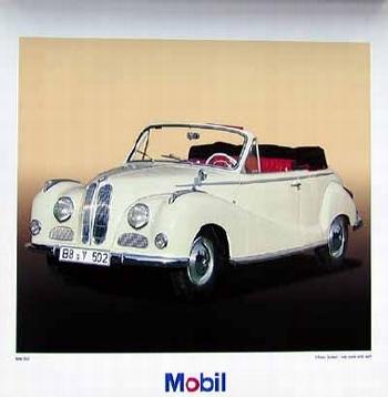 Mobil Original 1994 Bmw 502