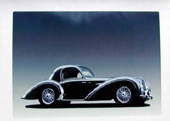 Mobil Original 1995 Delahaye 165