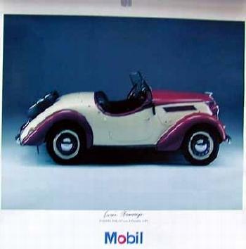 Mobil Original 1991 Ford Eifel