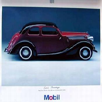 Mobil Original 1991 Praga Super