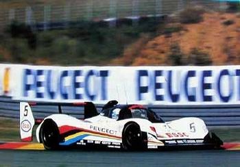Motorsport Peugeot 905 Evo 1
