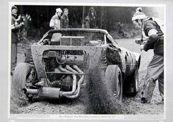 Motorsport Classic Bjorn Waldegard Hans