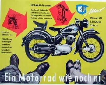 Nsu Max Bike