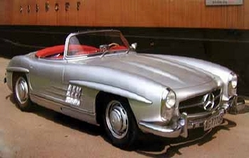 Oldtimer Mercedes-benz 1999 300 Sl