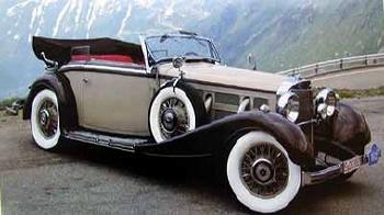 Oldtimer Mercedes-benz 1999 500 K