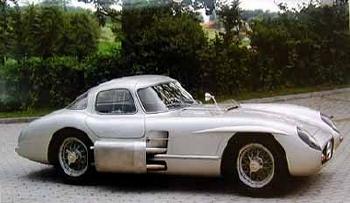 Oldtimer Mercedes-benz 1999 300 Slr