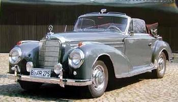 Oldtimer Mercedes-benz 2004 300 S