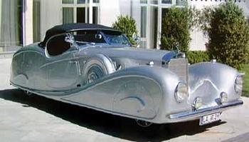 Oldtimer Mercedes-benz 2004 500 K