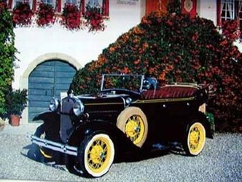 Oldtimer Original Veedol 1995 Ford