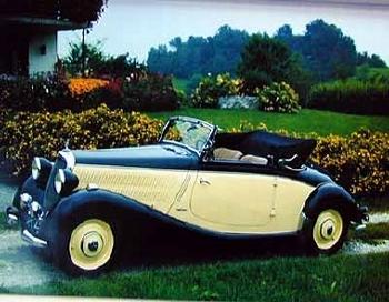 Oldtimer Original Veedol 1995 Mercedes-benz