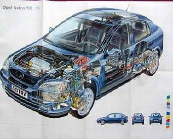 Opel Original 1998 Bruno Betti