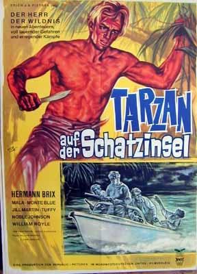 Original Film From 50/60th Tarzan