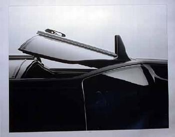 Audi 100 Poster, 1984
