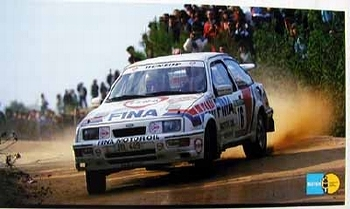 Original Bilstein Ca 1991 Ford