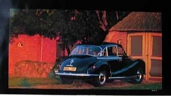 Original Bmw 1990 502 1957
