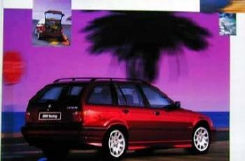 Original Bmw 1997 320i Touring
