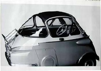Original Bmw 1998 Isetta Bubblcar