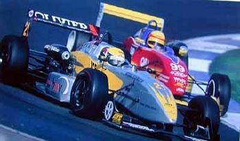 Original Dekra 2003 Formel Opel