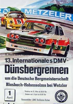 Original Dmv Rennplakat 1978 13