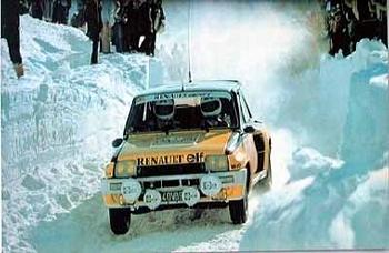 Original Elf 1982 Champion Rallye