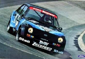 Original Ford 1980 1000 Km