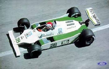 Original Ford 1980 Gp Monaco