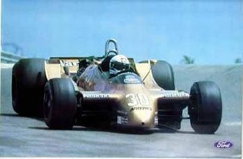 Original Ford 1980 Jochen Mass
