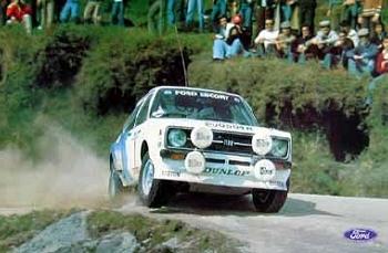 Original Ford 1980 Portugal Rallye