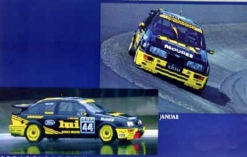 Original Ford 1990 Sierra Cosworth