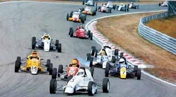 Original Ford 1996 Formel 1