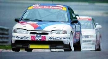 Original Ford 1996 Thiery Boutsen