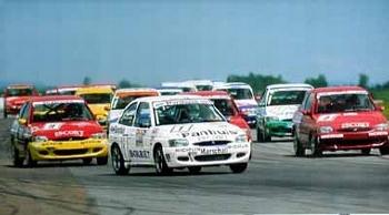 Original Ford 1998 Escort Pokal
