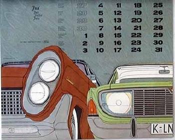 Original Ford Taunus 20 M