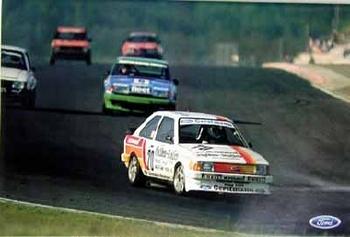 Original Ford 1985 Gp Tourenwagen