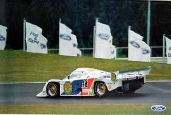 Original Ford 1985 Klaus Niezwiedz