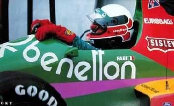 Original Ford 1988 Formula 1