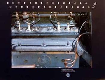 Original Lamcia Motorblock 35 Hp