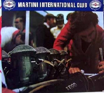 Original Martini Club 1969 Ford