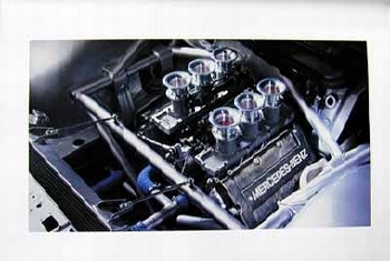 Original Mercedes-benz 1994 Amg Race