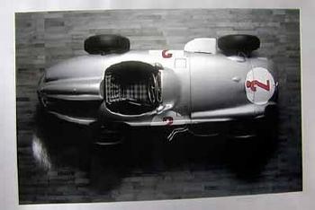 Original Mercedes-benz 2002 Juan Manuel