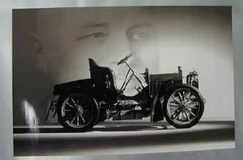 Original Mercedes-benz 2002 Wilhelm Werner